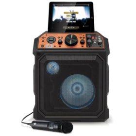 Singing Machine Studio Bluetooth Karaoke