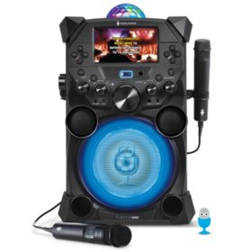 The Singing Machine Fiesta Plus Hi-Def Karaoke System (SDL9039)
