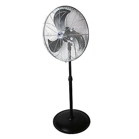 "MaxxAir 22"" High Velocity Pedestal Fan"