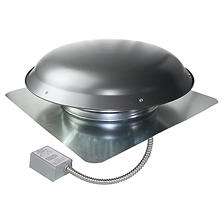 Cool Attic 1080 CFM Roof Mount Power Attic Vent