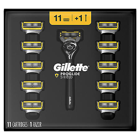 Gillette Fusion5 ProShield Razor (Handle, 11 ct.)