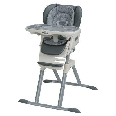 Graco Swivi Seat Adjustable Highchair, Solar