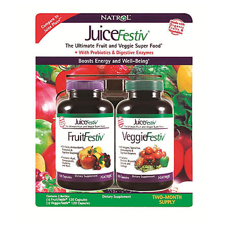 Juice Festiv - 120+120