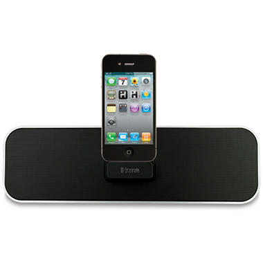 iHome Portable Stereo System for iPhone/iPad/iPod