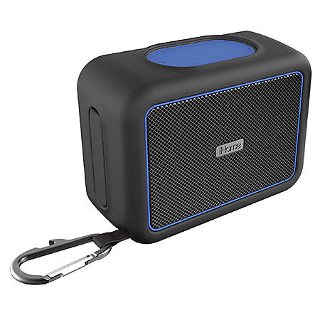 iHome iBT35 Rugged Portable Waterproof Bluetooth Speaker with Speakerphone