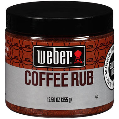 Weber Coffee Rub (12.50 oz.)