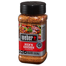 Weber® Kick 'n Chicken® Seasoning - 7.25 oz.