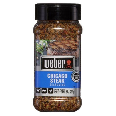 Weber Chicago Steak Seasoning (8 oz.)