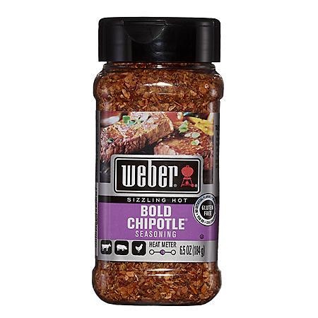 Weber Bold Chipotle Seasoning (6.5 oz.)