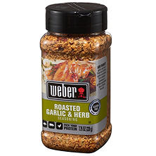 Weber Roasted Garlic and Herb Seasoning (7.75 oz.)