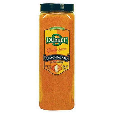 Durkee 174 Seasoning Salt 37oz Sam S Club