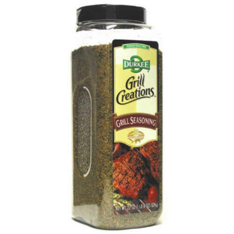 Durkee Grill Creations Grilling Seasoning (22 oz.)