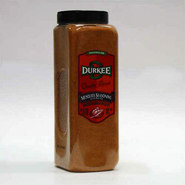 Durkee Mesquite Seasoning - 24 oz.