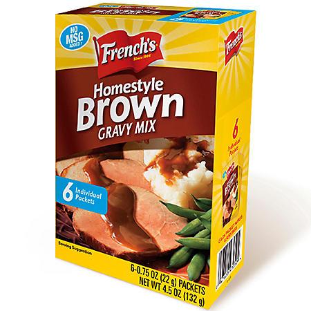 French's® Gravy Mix