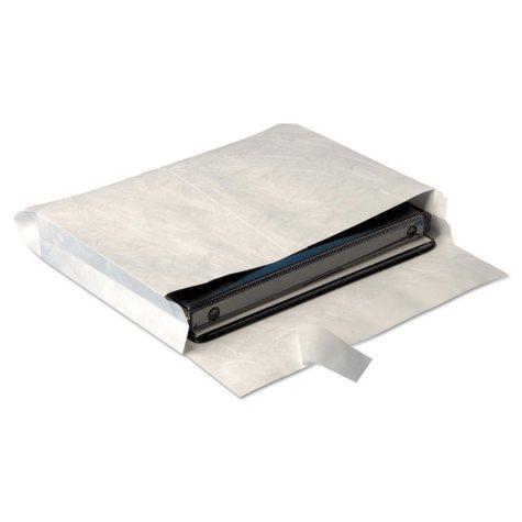 SURVIVOR - Tyvek Expansion Mailer, 10 x 13 x 2, White -  25/Box