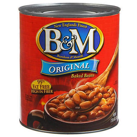 B&M Original Baked Beans (7 lb. 4 oz. can)