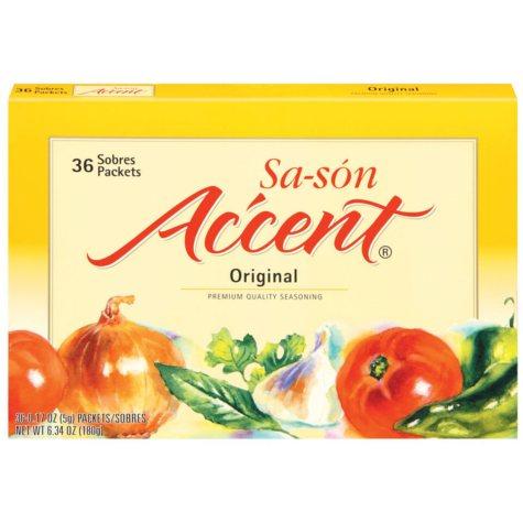 Sason Ac'cent Original - 36 ct.
