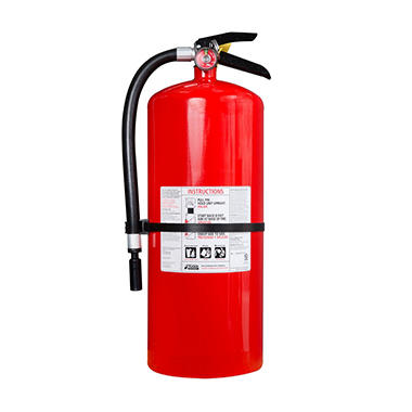 Kidde Pro 20MP 20-lb. Fire Extingusher (Red)