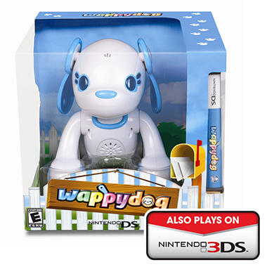 Wappy Dog with Interactive Toy - NDS
