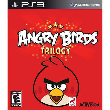 Angry Birds Trilogy – PS3