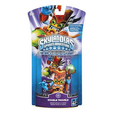 Skylanders Single Character Pack - Double Trouble