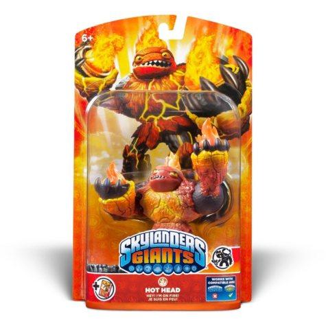 Skylanders Giants Single Character Pack (Giant) - Hot Head