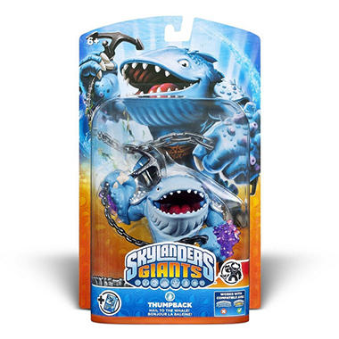 Skylanders Giants Single Character Pack (Giant) - Thumpback