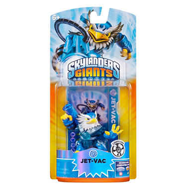 Skylanders Giants Light Core Single Character Pack - Jet-Vac