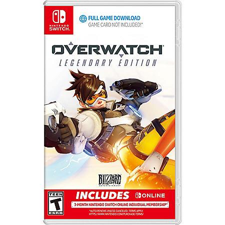 Overwatch Legendary (Nintendo Switch)