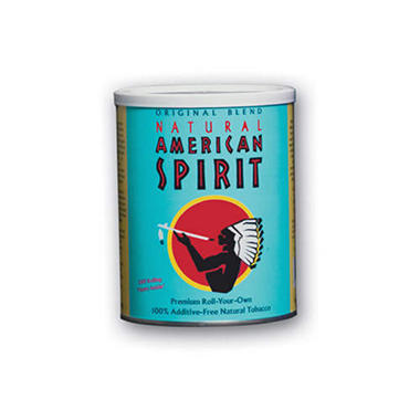 American Spirit Tobacco Original Blend Turquoise Tin - 5.29 oz.