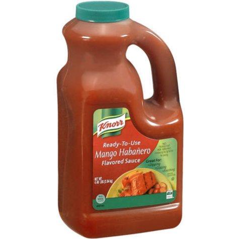 Knorr® Mango Habañero Flavored Sauce - 4.49lb