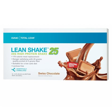 GNC Total Lean™ Lean Shake™ 25 Ready-to-Drink