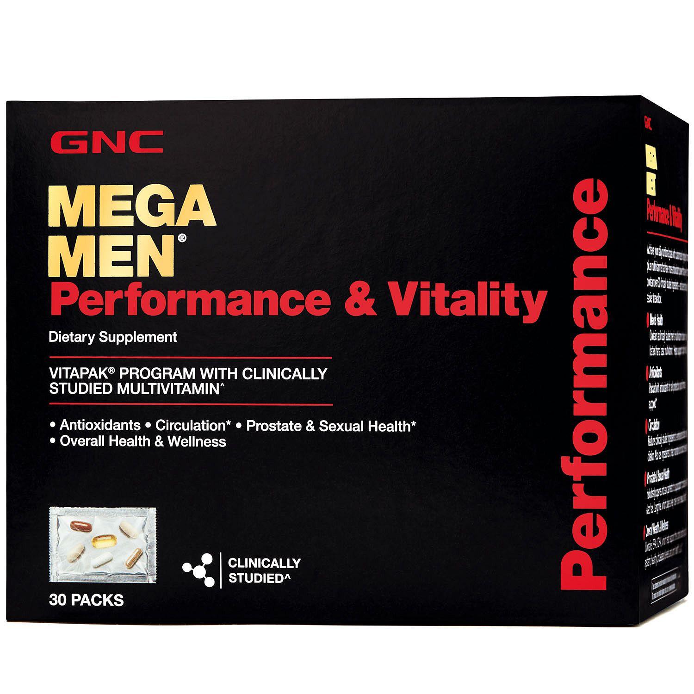 las vitaminas de los hombres mega gnc son buenas