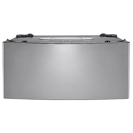 LG 1.0 cu. ft. SideKick Pedestal Washer