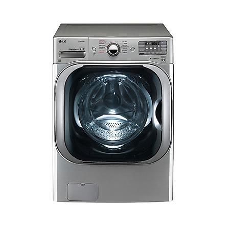 LG 5.2 cu. ft. Front Load Washer with Steam Technology