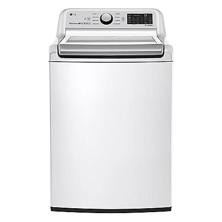 LG 5.0 cu. ft. Top Load Washer with TurboWash3D