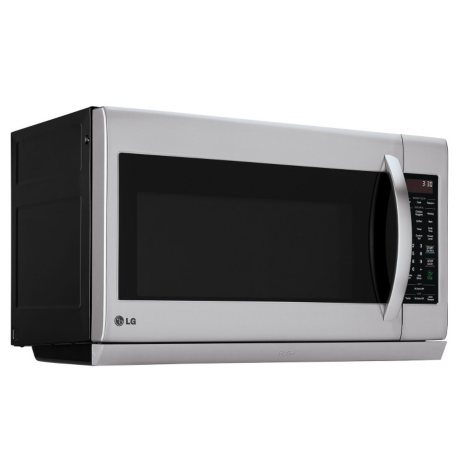 LG 2.2 cu.ft. Over-the-Range Microwave Oven - LMH2235ST Stainless Steel