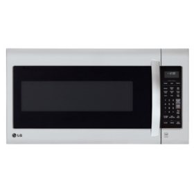 LG 2.0 cu.ft. Over-the-Range Microwave Oven - LMV2031ST Stainless Steel
