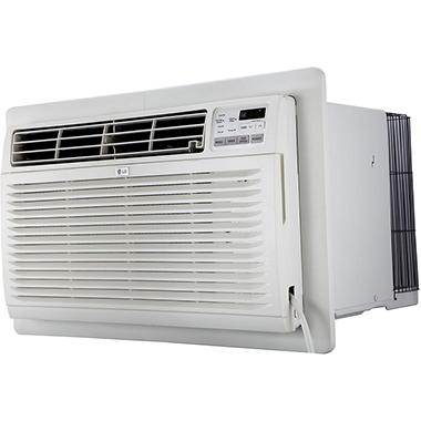 LG 11,500 BTU 115V Through-the-Wall Air Conditioner with Remote Control