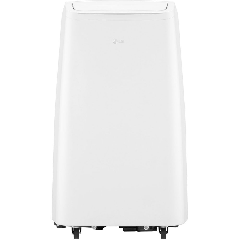 LG 8,000 BTU Portable Air Conditioner, Fan, Dehumidifier w ...