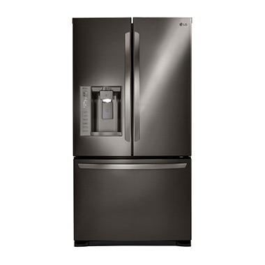 Beau Ultra Capacity 3 Door French Door Refrigerator With