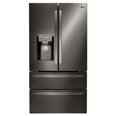 LG   LMXS28626D   28 Cu Ft Ultra Large Capacity 4 Door French Door  Refrigerator
