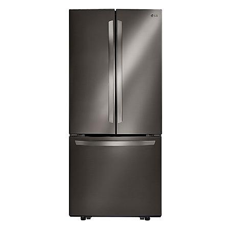 LG 22 cu. ft. French Door Refrigerator