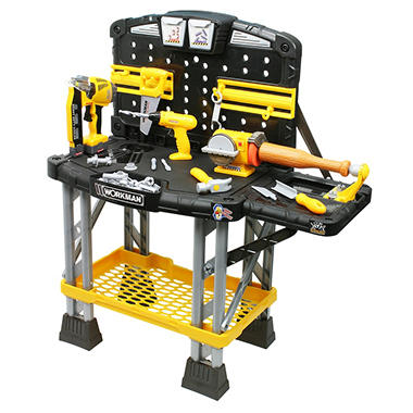Kid's Workman Heavy Duty Workbench