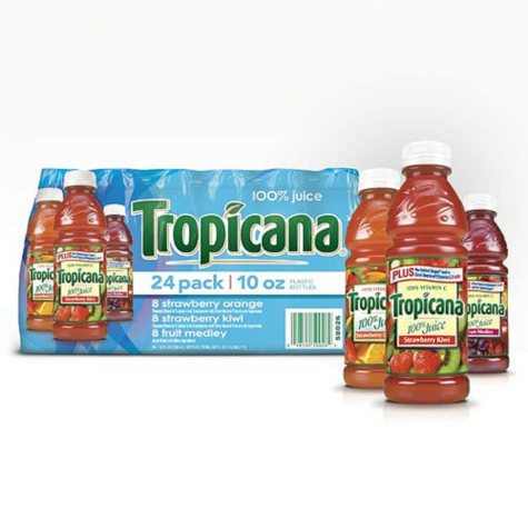 Tropicana Juice Blends Variety - 24/10 oz. btls.