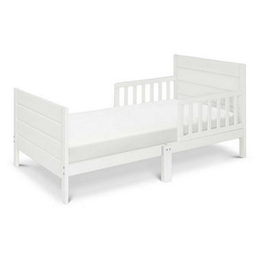 Baby Mod Modena Toddler Bed, White