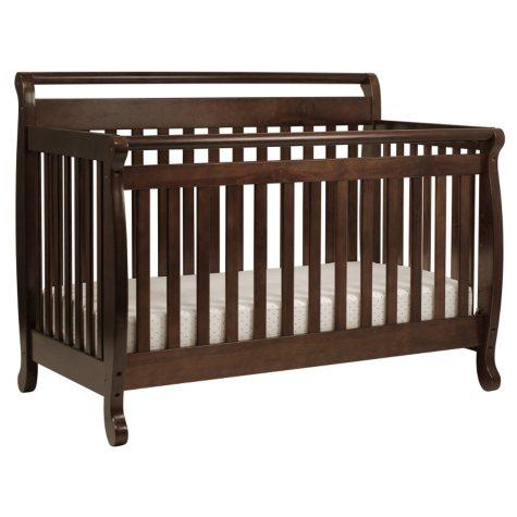 DaVinci Emily 4-in-1 Convertible Crib, Espresso