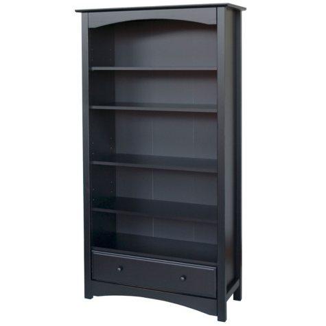 DaVinci MDB Bookcase - Ebony