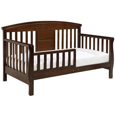 DaVinci Elizabeth II Toddler Bed Espresso