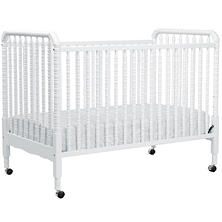 top rated davinci jenny lind stationary crib white